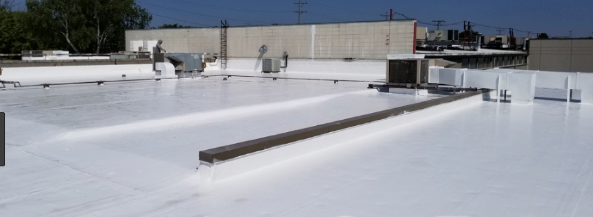 best commercial roofing coatings lakewood colorado